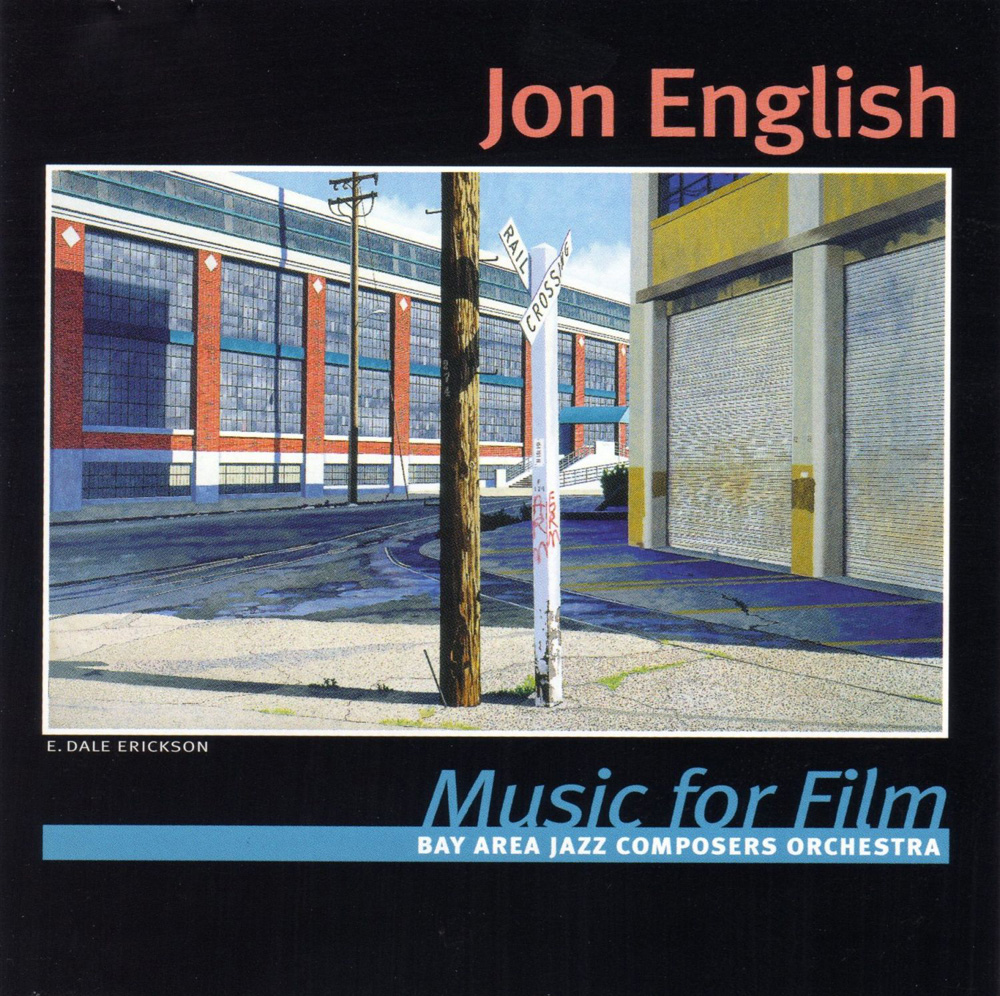 Jon english music for film bay area jazz composers for English house music