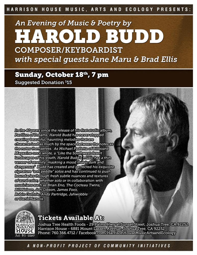Harold-Budd_Flier_HH